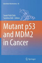 Omslag - Mutant p53 and MDM2 in Cancer