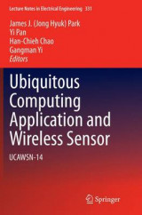 Omslag - Ubiquitous Computing Application and Wireless Sensor
