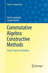 Omslag - Commutative Algebra