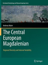 Omslag - The Central European Magdalenian