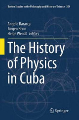 Omslag - The History of Physics in Cuba