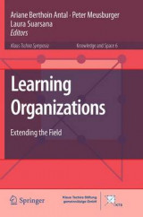 Omslag - Learning Organizations