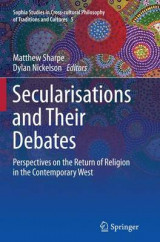 Omslag - Secularisations and Their Debates