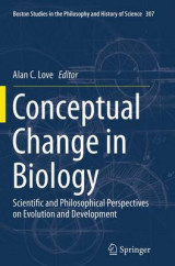 Omslag - Conceptual Change in Biology