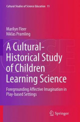 Omslag - A Cultural-Historical Study of Children Learning Science