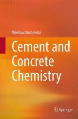 Omslag - Cement and Concrete Chemistry