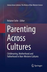 Omslag - Parenting Across Cultures