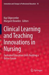 Omslag - Clinical Learning and Teaching Innovations in Nursing