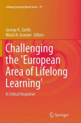 Omslag - Challenging the 'European Area of Lifelong Learning'
