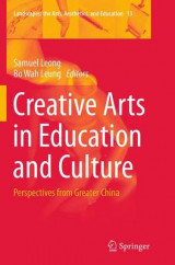 Omslag - Creative Arts in Education and Culture