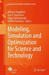 Omslag - Modeling, Simulation and Optimization for Science and Technology