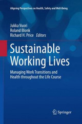 Omslag - Sustainable Working Lives