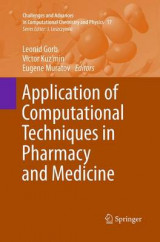 Omslag - Application of Computational Techniques in Pharmacy and Medicine
