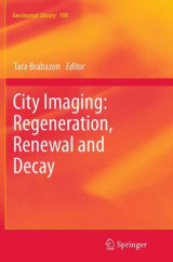 Omslag - City Imaging: Regeneration, Renewal and Decay