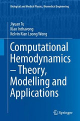 Omslag - Computational Hemodynamics - Theory, Modelling and Applications