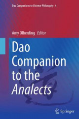 Omslag - Dao Companion to the Analects