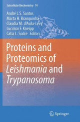 Omslag - Proteins and Proteomics of Leishmania and Trypanosoma