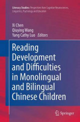 Omslag - Reading Development and Difficulties in Monolingual and Bilingual Chinese Children