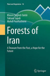 Omslag - Forests of Iran