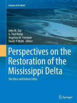 Omslag - Perspectives on the Restoration of the Mississippi Delta