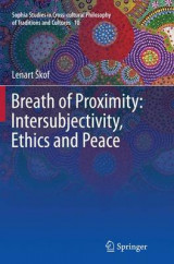 Omslag - Breath of Proximity: Intersubjectivity, Ethics and Peace