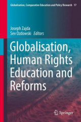 Omslag - Globalisation, Human Rights Education and Reforms 2016