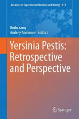 Omslag - Yersinia Pestis: Retrospective and Perspective 2017