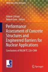 Omslag - Performance Assessment of Concrete Structures and Engineered Barriers for Nuclear Applications 2017