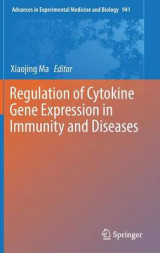 Omslag - Regulation of Cytokine Gene Expression in Immunity and Diseases