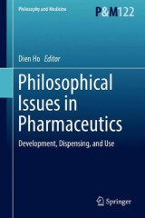 Omslag - Philosophical Issues in Pharmaceutics 2017