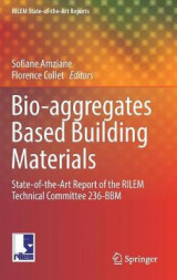 Omslag - Bio-Aggregates Based Building Materials