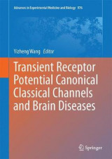 Omslag - Transient Receptor Potential Canonical Channels and Brain Diseases