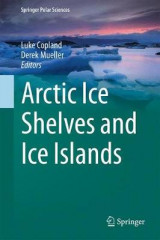 Omslag - Arctic Ice Shelves and Ice Islands 2017