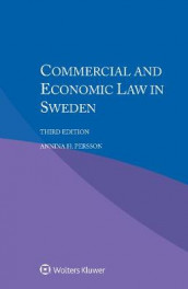 Commercial and Economic Law in Sweden av Persson. Annina H. (Heftet)