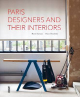 Omslag - Paris' Designers and Their Interiors