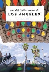 Omslag - The 500 Hidden Secrets of Los Angeles