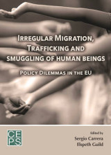 Omslag - Irregular Migration, Trafficking, and Smuggling of Human Beings