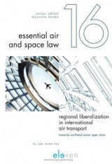 Omslag - Regional Liberalization in International Air Transport