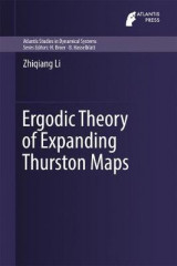 Omslag - Ergodic Theory of Expanding Thurston Maps 2016