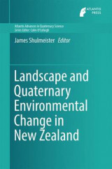 Omslag - Landscape and Quaternary Environmental Change in New Zealand 2017