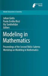 Omslag - Modeling in Mathematics