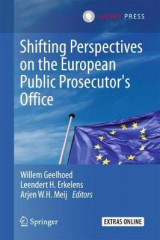 Omslag - Shifting Perspectives on the European Public Prosecutor's Office