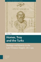 Omslag - Homer, Troy and the Turks