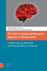 Omslag - The Dutch National Research Agenda in Perspective