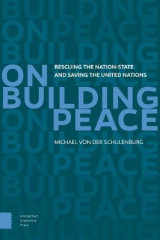 Omslag - On Building Peace
