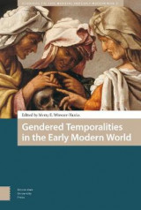 Omslag - Gendered Temporalities in the Early Modern World