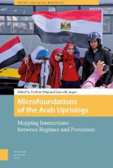 Omslag - Microfoundations of the Arab Uprisings