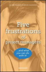 Omslag - Five Frustrations of Project Managers