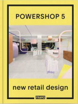 Omslag - Powershop 5: New Retail Design