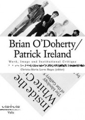 Brian O'Doherty/Patrick Ireland: Word, Image and Institutional Critique (Heftet)